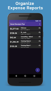 Smart Receipts Plus- screenshot thumbnail