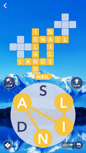Words of Wonders: Crossword to Connect Vocabulary Screenshot
