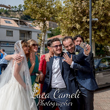 Wedding photographer Luca Cameli (lucacameli). Photo of 01.04.2018