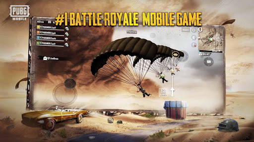 PUBG MOBILE - Mad Miramar screenshot 6