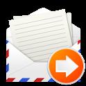 a Quick Send (aQuickSend) icon
