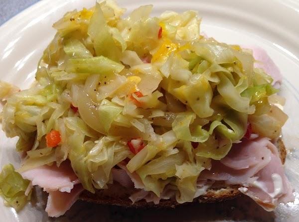 Cabbage 'n Pimento Cheese Recipe