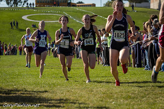Photo: Girls Varsity - Division 1 44th Annual Richland Cross Country Invitational  Buy Photo: http://photos.garypaulson.net/p268285581/e460e869c