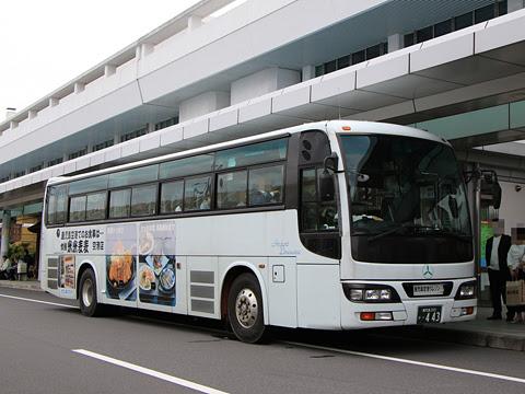鹿児島交通「空港リムジンバス」 ・443
