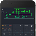 N+ FX 570 ES/VN PLUS Scientific Natural Calculator 1.5.7 (Premium)