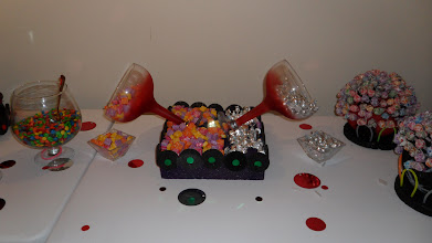 Photo: Candy Buffet Table by http://www.BestPartyPlanner.net