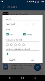Cast Store for Chromecast Apps Screenshot 6