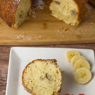 Banana Pound Cake Recipes.