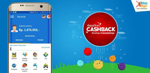 BebasBayar - Cashback dari Bayar Tagihan Online for PC