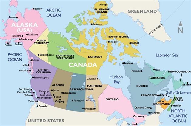 Ač je Kanada druhou největší zemí na světě, má pouhých 35 milionů obyvatel, což...