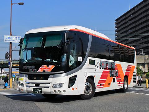 南海バス「サザンクロス」 長野線 ・477