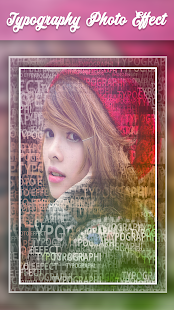 Typo Effect - Typo Effect Photo Editor - náhled