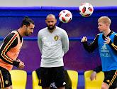 """Thierry Henry is ambitieus bij de Rode Duivels: """"We zullen er alles aan doen om het verhaal met succes af te ronden"""""""