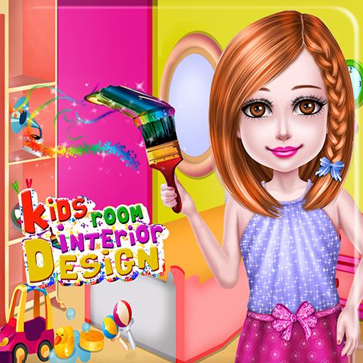 ルームデザイナーの女の子のゲーム 休閒 App LOGO-APP試玩