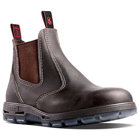 Redback boots Bobcat USBOK med stålhätta, brun