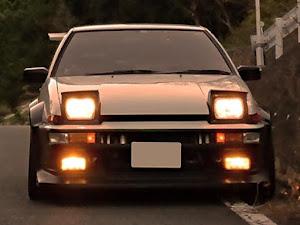 スプリンタートレノ AE86 昭和59年式GT-APEXのカスタム事例画像 おしーんさんの2020年01月30日22:17の投稿