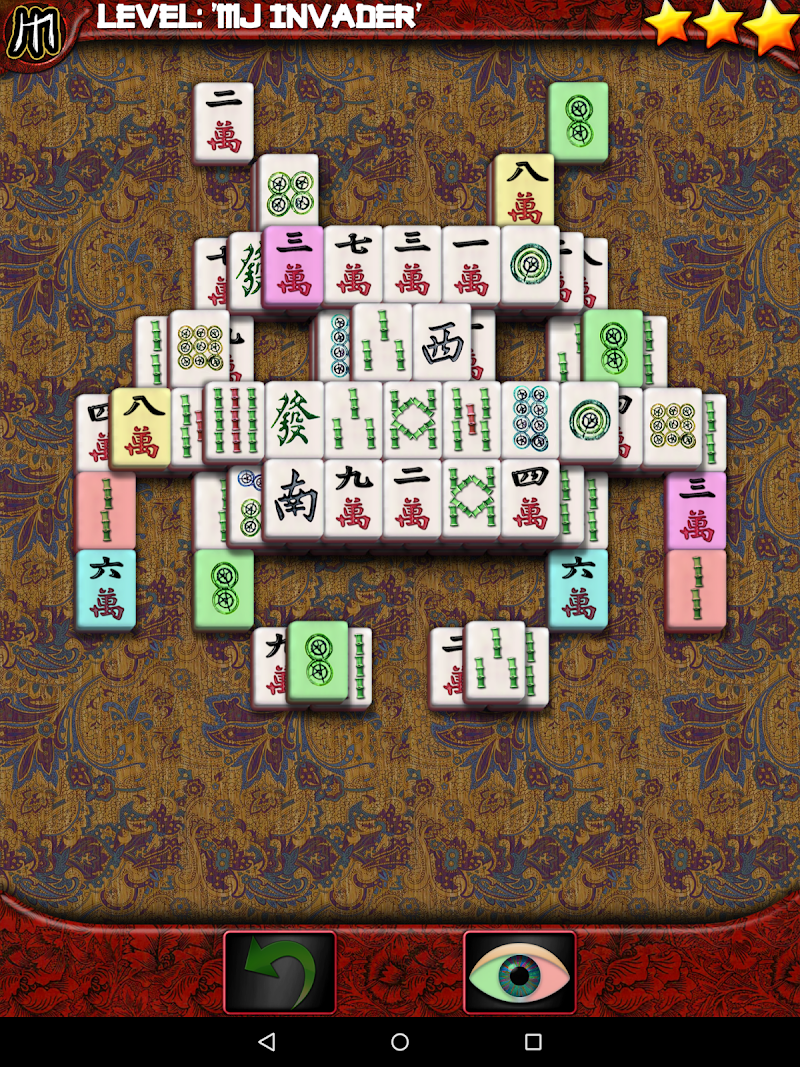 Скриншот Imperial Mahjong