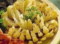 Herb Baked Onion Bloom Recipe