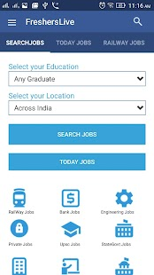 Govt Jobs 2017 Sarkari Naukri- screenshot thumbnail