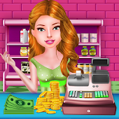 Baby Shop Store Cash Register