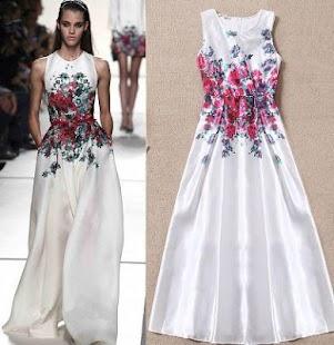 New dresses style for women