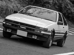 スプリンタートレノ AE86 GT-APEXのカスタム事例画像 イチDさんの2021年01月01日00:14の投稿