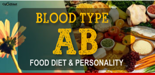 Blood type diet and personality