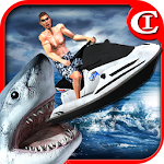 Raft Survival:Shark Attack 3D Icon