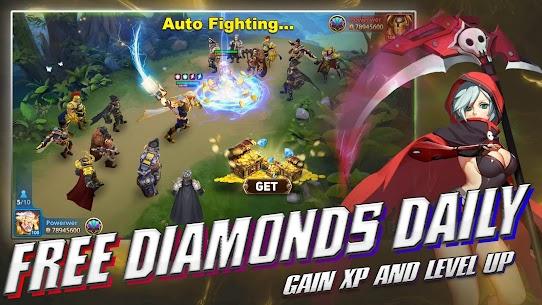 D-MEN: The Defenders MOD (One shot kill) 5