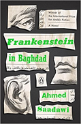 Cover of Frankenstein in Baghdad