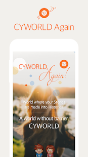Cyworld- screenshot thumbnail