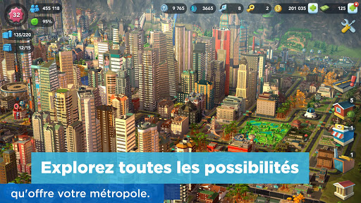 Code Triche SimCity BuildIt APK MOD (Astuce) screenshots 5