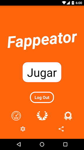 Fappeator: Shake your Phone