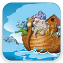 Animals' Boat for Toddlers icon