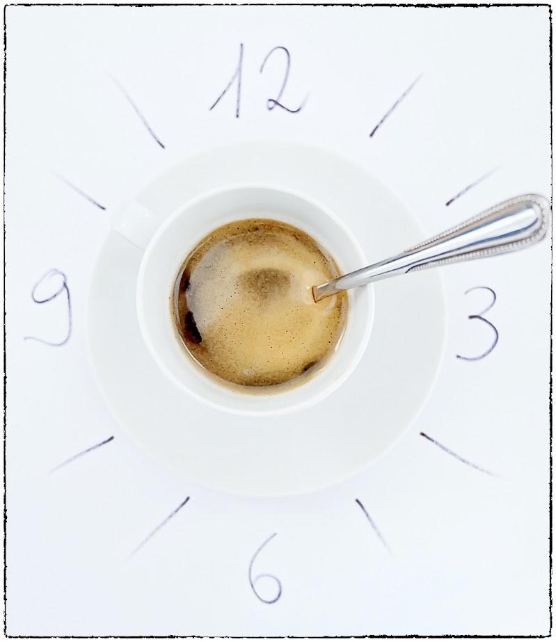 Il tempo del caffé di Erato