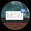 Minimal Clock Widget - Zooper icon