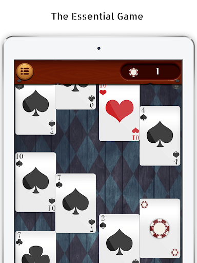 Downtown Solitaire Touch Puzzle