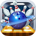 Galaxy Bowling ™ 3D icon
