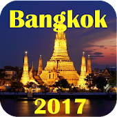 Bangkok MRT BTS  Map 2017