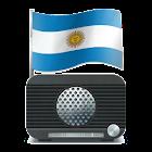 Radios Argentinas Gratis: Radio FM+ Radios en vivo icon