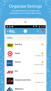 Key Ring: Cards Coupon & Sales- screenshot thumbnail