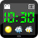Weather Night Dock Free icon