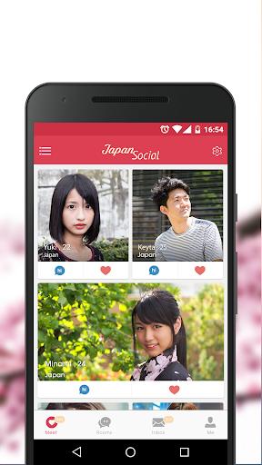 Japan Social- Asian Dating Chat App. Meet Japanese 4.9.8 PC u7528 1