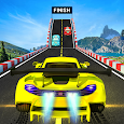 Mega Ramp Car Stunt Game – Impossible Car Stunts icon
