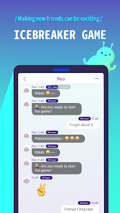 Rooit - Anonymous Chat Rooms Screenshot