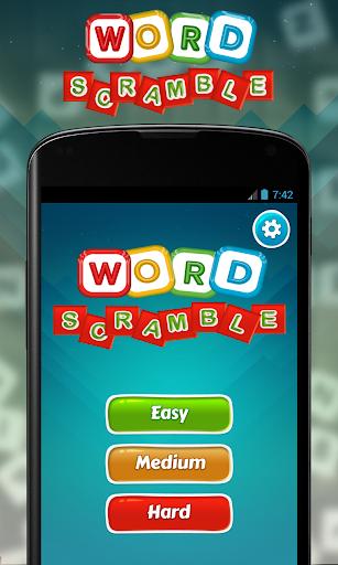 Word Scramble