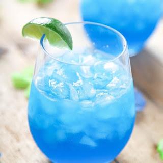 Blue Margaritas.