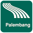 Palembang Map offline