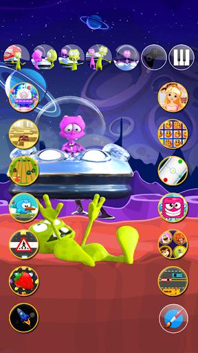 Talking Alan Alien screenshot 8