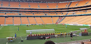 Kaizer Chiefs 'B' team played against Germany's side Werder Bremen in a warm-up match at FNB Stadium on Sunday.